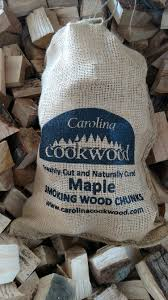 Carolina Cookwood Maple Chunks