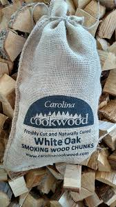 Carolina Cookwood White Oak Chunks