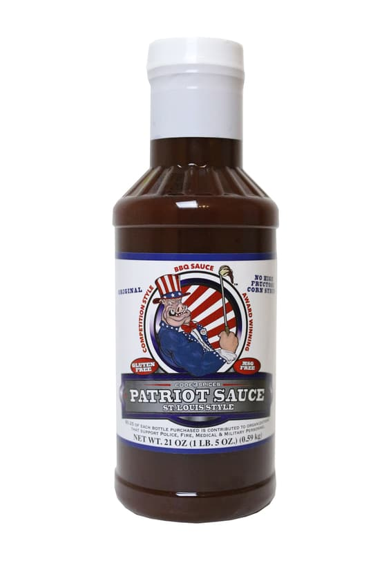 Code 3 Spices Original Patriot Sauce