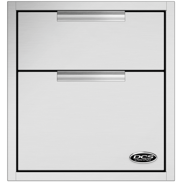 "DCS 20"" Double Tower Drawer"