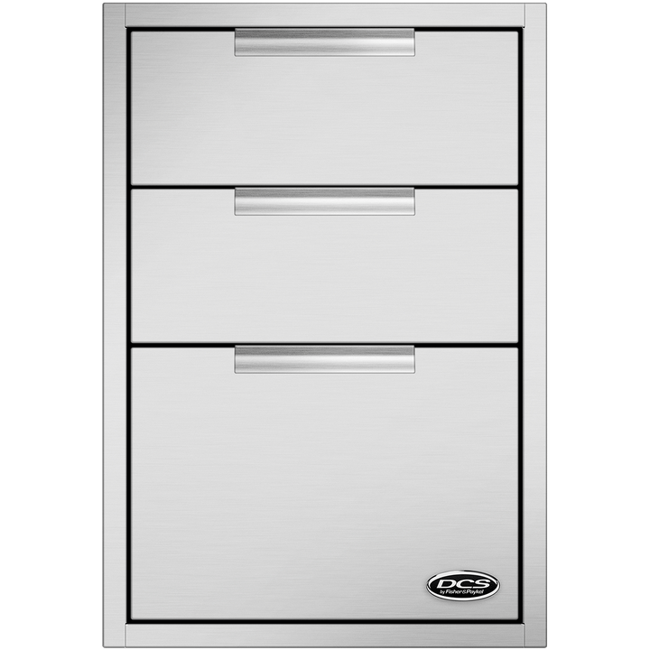 "DCS 20"" Triple Tower Drawer"