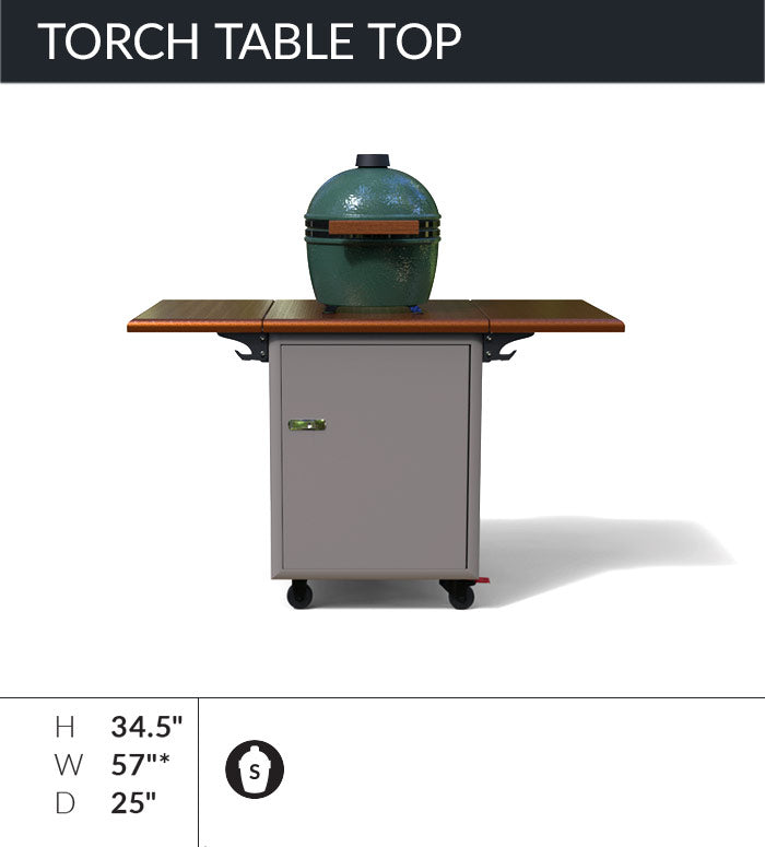 Challenger Torch Table Top
