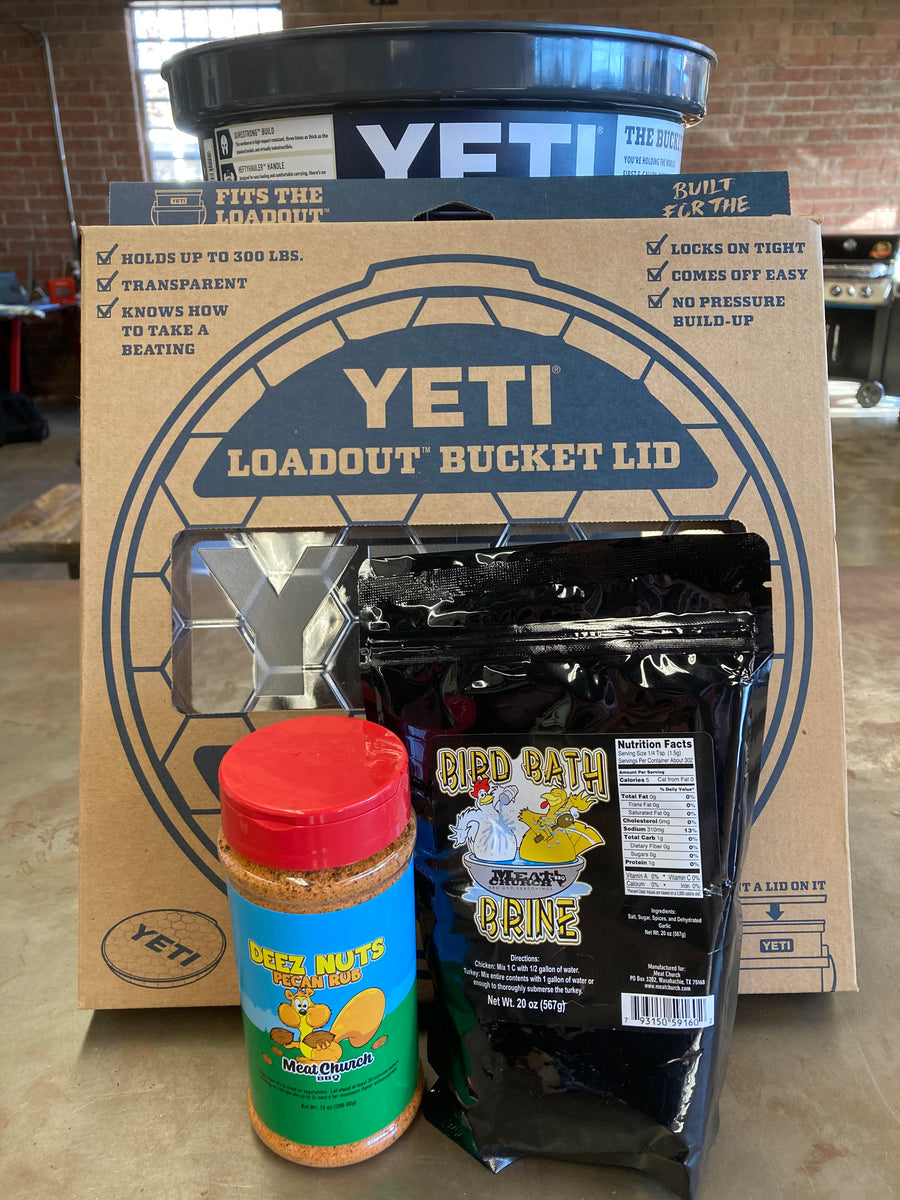 Yeti Thanksgiving Briner Package