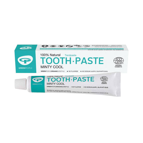 Green People Toothpaste - Minty Cool 50ml