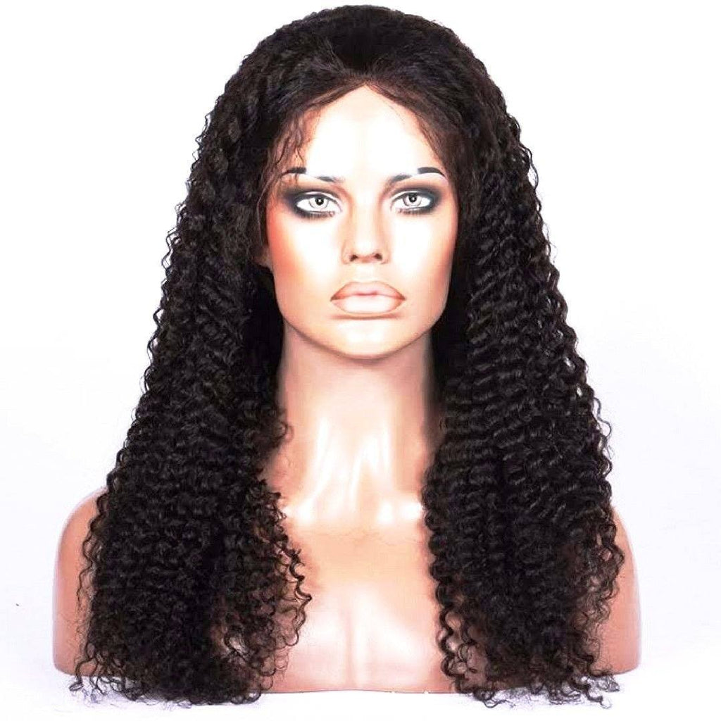 Kinzie Kinky Curly Full Lace Wig