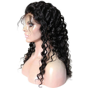 Dearborn Deep Wave Full Lace Wig 22 Inch