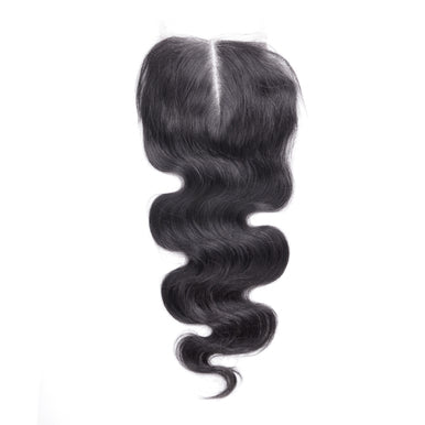 Belmont Body Wave Lace Based Closure 14 Inch