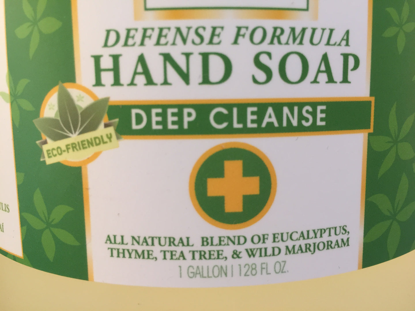Pre-Scented Anti-Bacterial Liquid Hand Soap