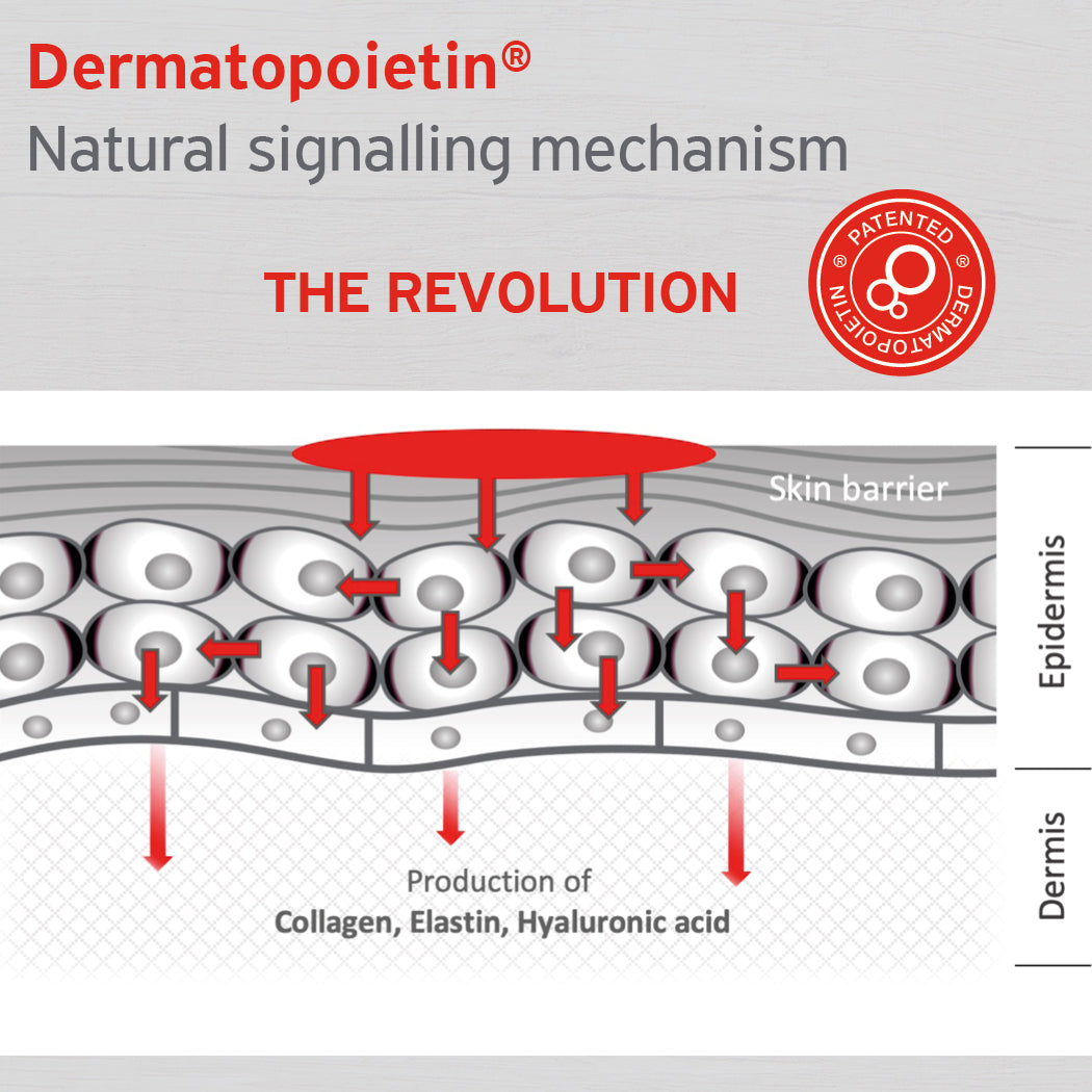Dermatopoietin The Revolution