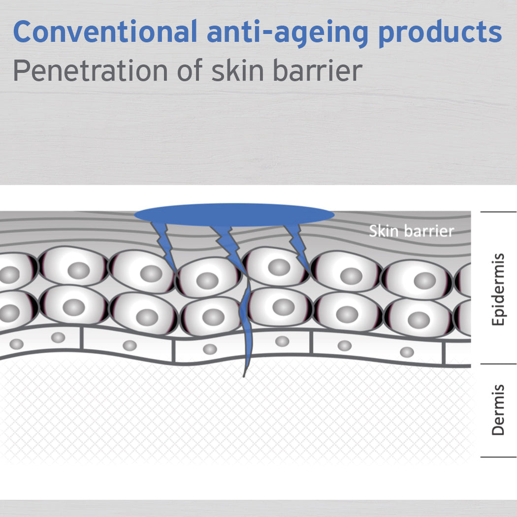 Conventional Anti-Aging Cosmetics
