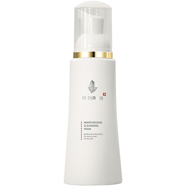 Moisturizing Cleansing Foam - EVENSWISS® - a brand of United Cosmeceuticals GmbH