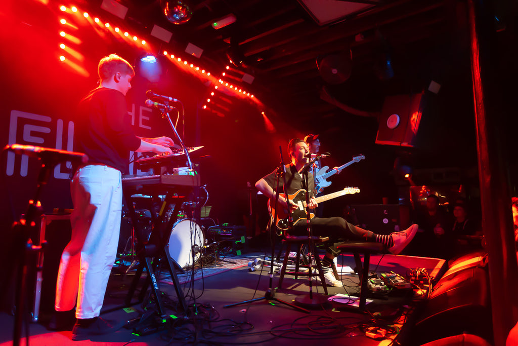 Dolly Meets: Teleman