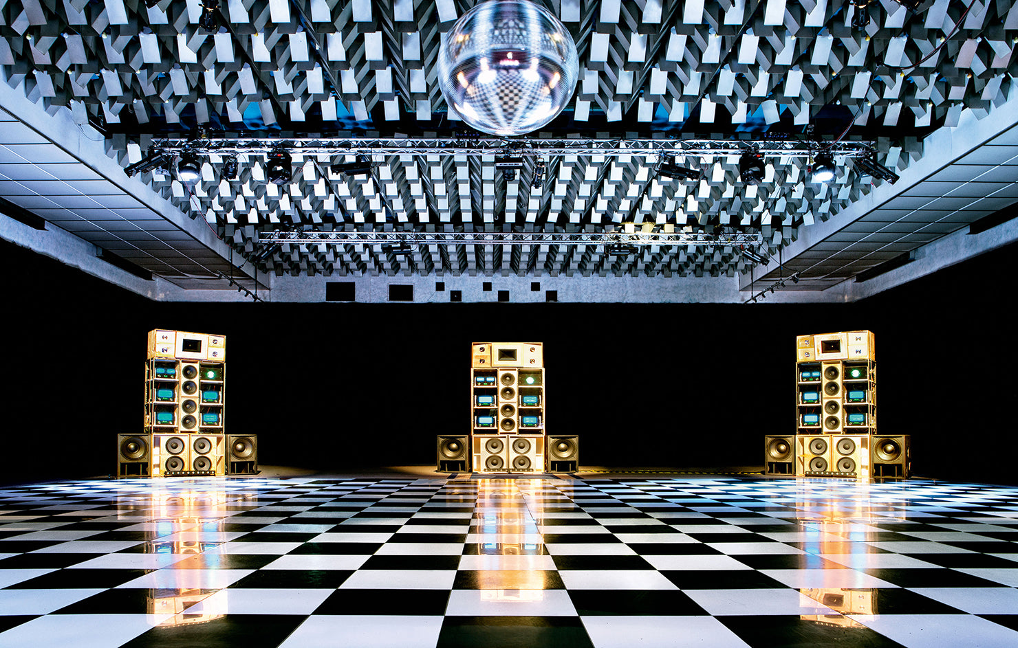LCD Soundsystem Despacio for Night Fever at V&A Dundee