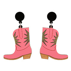 Lou Taylor Cowgirl Boot Jewellery