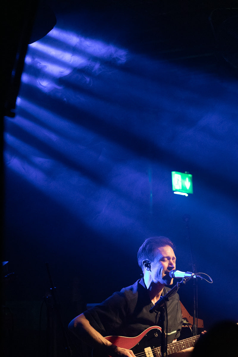 Tom from Teleman at The Fleece in Bristol, 25th April 2019