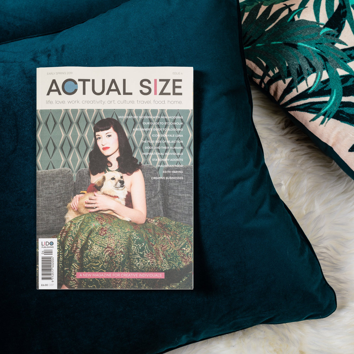 Actual Size Magazine Issue 4