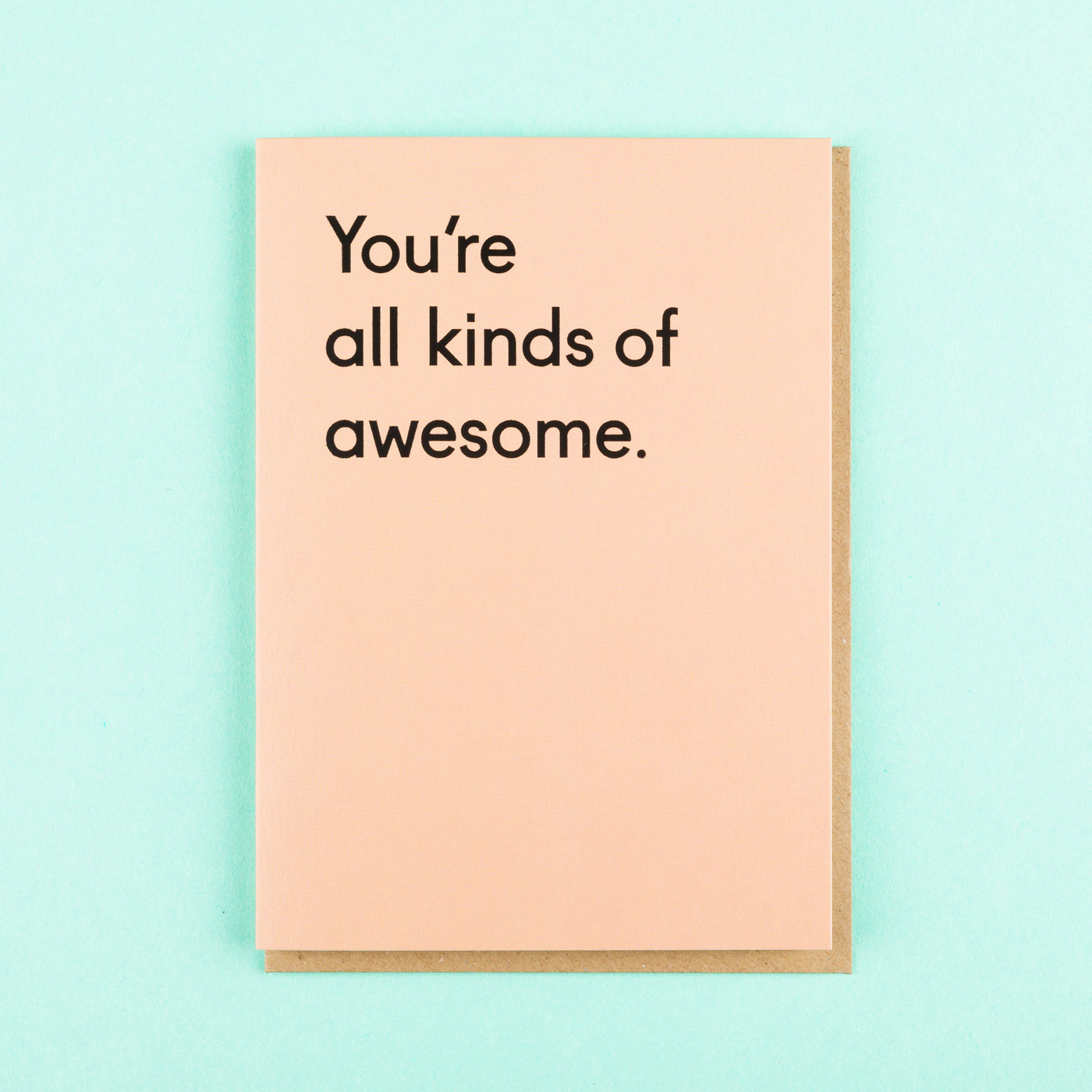 Awesome Valentines Card by Ohh Deer