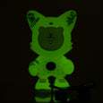 Be Nice Glow in the Dark Janky by Bubi au Yeung for Superplastic