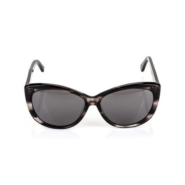 8ae9baa8a Makena Black Cat Eye Sunglasses