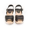 Black Clog Sandals Lotta from Stockholm at Dollydagger