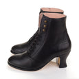 Black Lace Up Ankle Boots Miss L Fire Alexa
