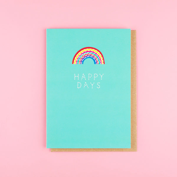 Cheerful Card Happy Days Ohh Deer