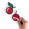 Cherry Sticky Notes by Mustard
