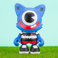Collectible Vinyl Art Toy Superplastic SuperJanky Eye Strain by El Grand Camacho