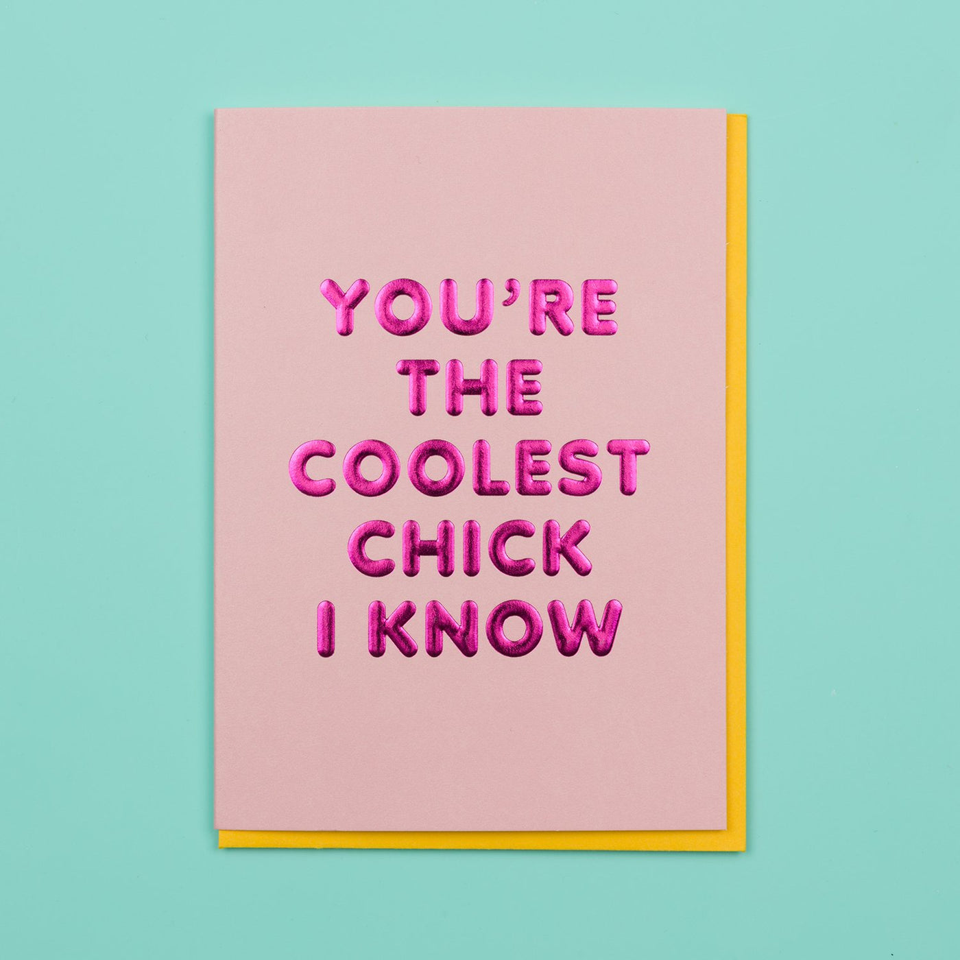 Cool Galentines Card