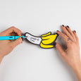 Cool Sticky Notes Banana by Mustard