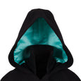 Dollydagger Florence Black Hooded Cape