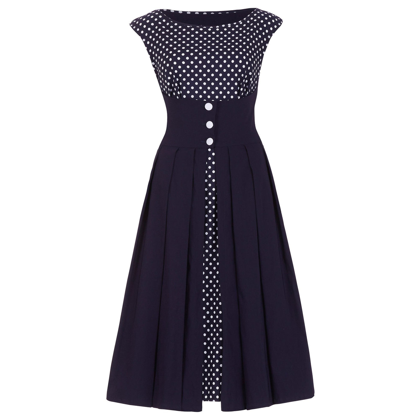 Dollydagger Polka Dot Lulu Dress