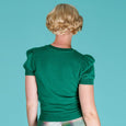Emmy Design Emerald Green Sweetheart Sweater