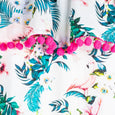 Flamingo Maxi Dress Dollydagger
