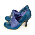 Flick Flack Shoes Irregular Choice Blue