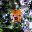 French Fries Christmas Bauble