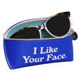 Fun Glasses Case I Like Your Face Yes Studio