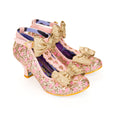 Gold Total Freedom Shoes Irregular Choice