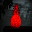 Lit Pink Pineapple Lamp by Goodnight Light at Dollydagger
