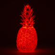 Goodnight Light Fluoro Red Pina Colada Lamp