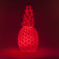 Goodnight Light Red Pina Colada Lamp