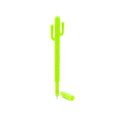 Green Cactus Pen by Mustard at Dollydagger