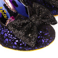 Irregular Choice Black Nick of Time Shoes