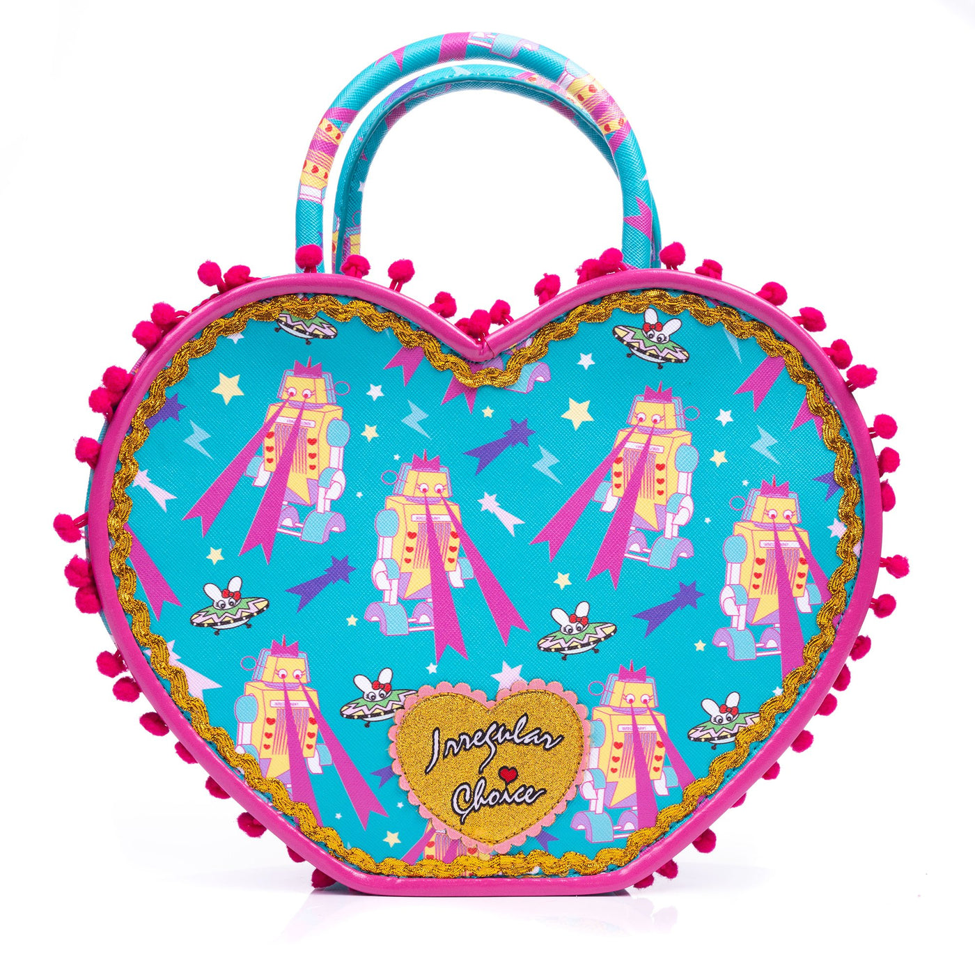 Irregular Choice Cross My Heart Bag