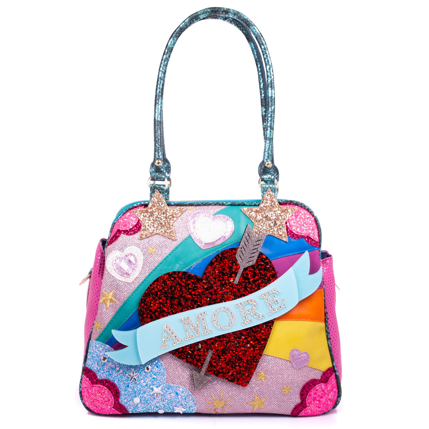 Irregular Choice Handbag Amore Pink