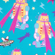 Irregular Choice Robot Print Bag