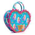 Irregular Choice Robot Wash Bag