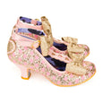 Irregular Choice Total Freedom Gold