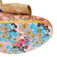 Irregular Choice Total Freedom Gold Pink