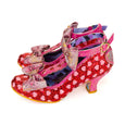 Irregular Choice Total Freedom Red